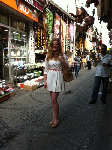 Lost wallpaper entitled Rebecca mader- istanbul 2.07.2011