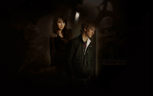 Reflection - mortal-instruments Wallpaper