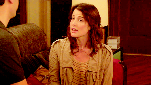 Robin Scherbatsky wallpaper titled Robin :)