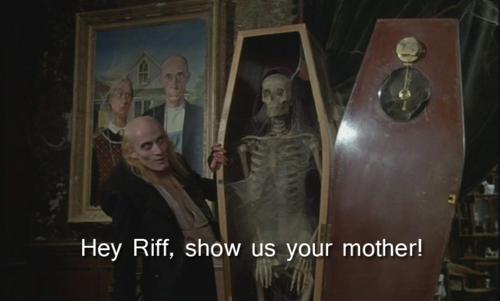 Rocky Horror Callouts