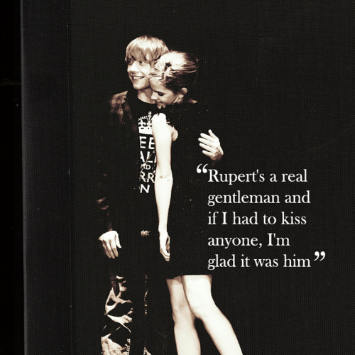 Rup and Emma <333