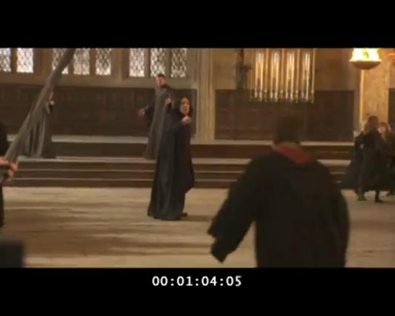 Severus Snape potions