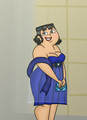 Sadie- All Dolled Up - total-drama-island fan art