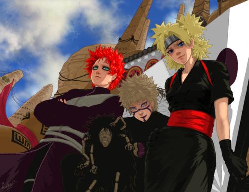 Sand Siblings