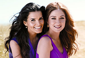 Sasha and Angie