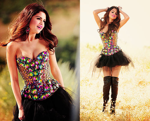 Selena Gomez!! (Beautiful/Talented/Amazing Beyond Words) Who Says!! 100% Real ♥