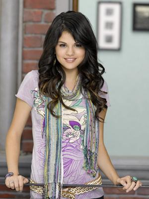 Selena as Alex Russo