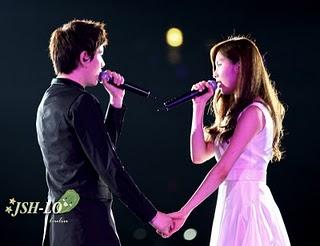 Seokyu-WBIL duet