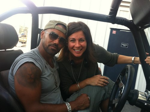 Shemar and Erica Messer