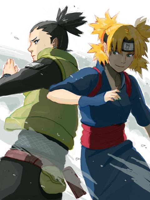 ShikaTema - Naruto Couples Wiki