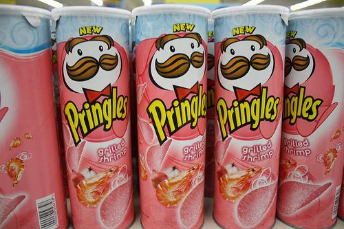 udang Pringles
