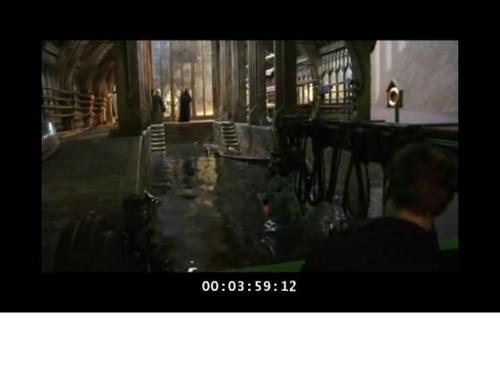 Snape Death Scene