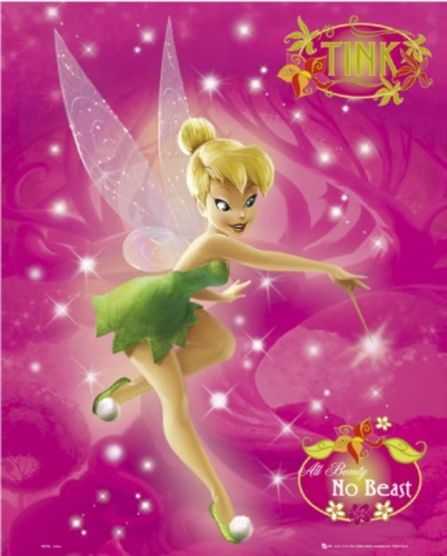 Sparkly TinkerBell