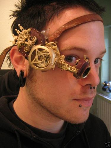 Steampunk Goggles - steampunk Photo