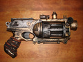 Steampunk Gun - steampunk photo