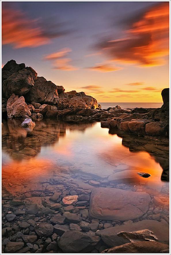 Sunset - Beautiful Nature Photo (23473717) - Fanpop