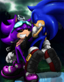 Super Scourge - sonic-the-hedgehog photo