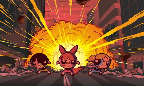THE powerpuff girls - the-powerpuffs-rowdyruffs-and-powerpunks Photo