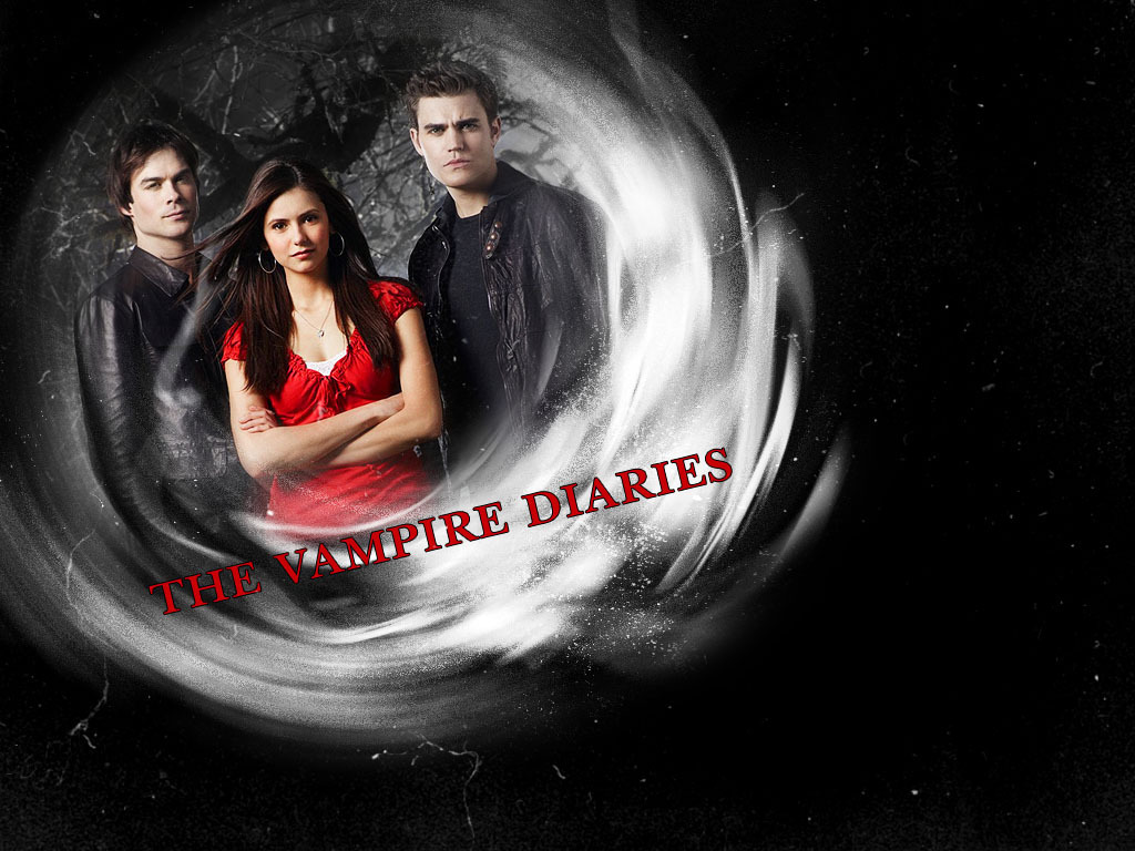 Wallpaper The Vampire Diaries: The Vampire Diaries Wallpaper (23444346)