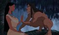 Tarzan/Pocahontas