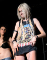 Taylor Momsen: Razzmatazz in Barcelona, July 6