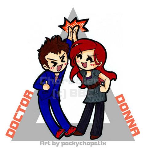 Ten&Donna 粉丝 Art