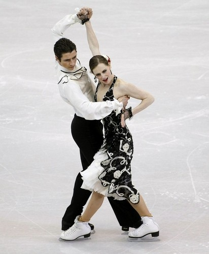 Tessa VIRTUE Scott MOIR 09 world CD