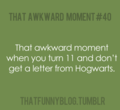 That awkward moment... - harry-potter-vs-twilight photo
