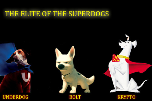 The Elite of The Superdogs