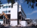 The Hospital is being demolished!