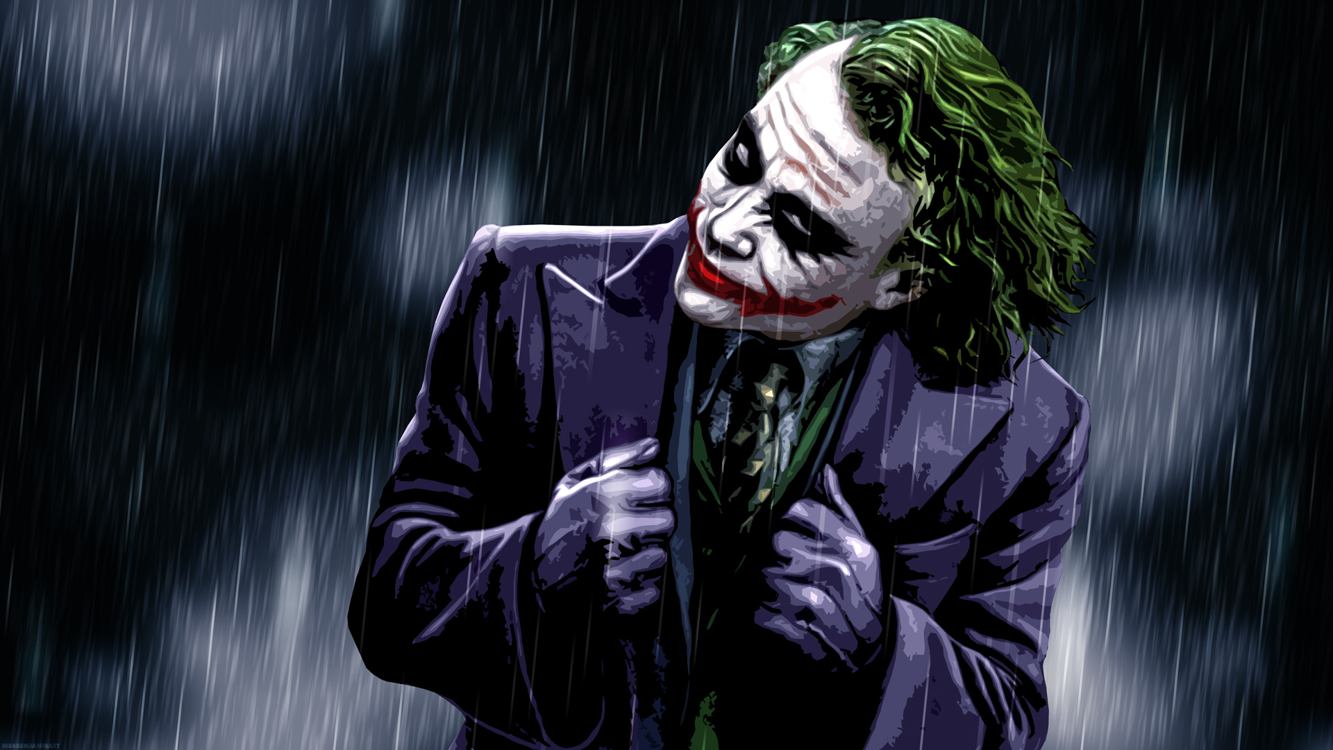 the dark knight joker quotes