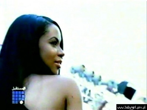 The most stunning woman I have ever seen...Miss Aaliyah..