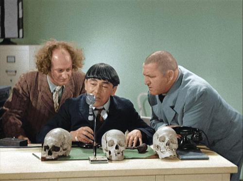 Three Stooges wallpaper