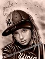 Tom Art. - tom-kaulitz fan art