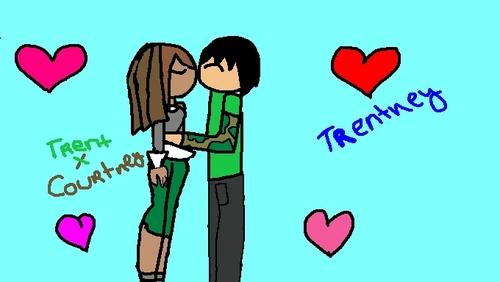Trentney <3