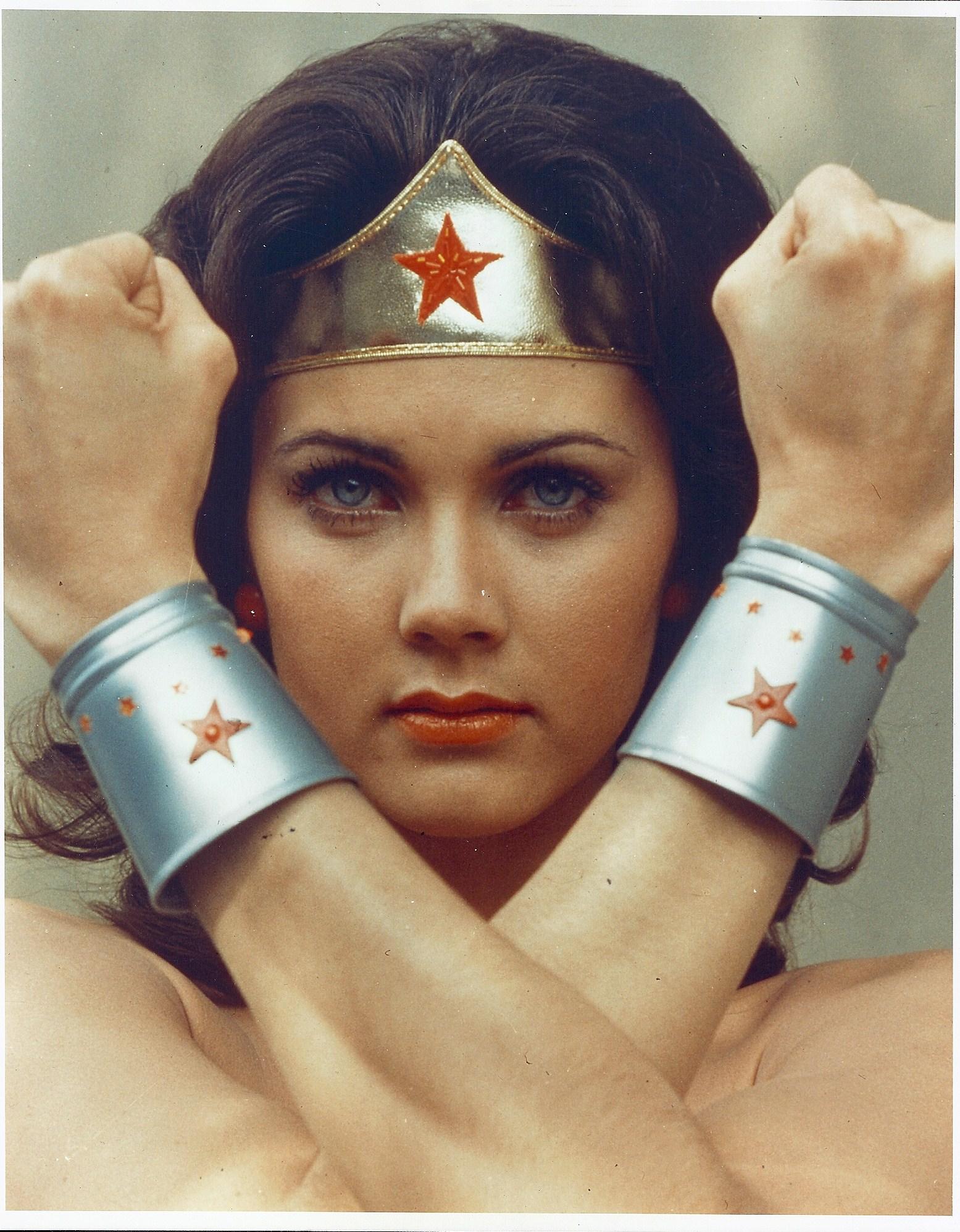 WONDER WOMAN 1975 promo