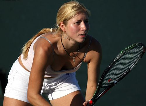 Alona Bondarenko has Perfect Form