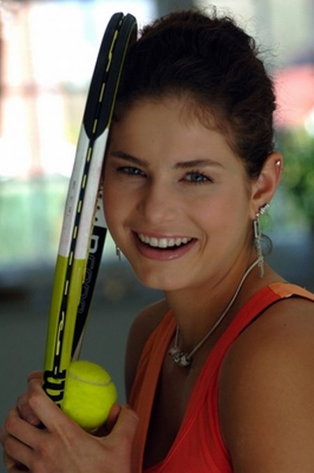 Julia Goerges is a テニス Cutie