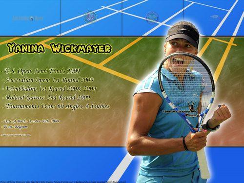 Yanina Wickmayer Titles