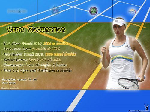 Vera Zvonareva Titles