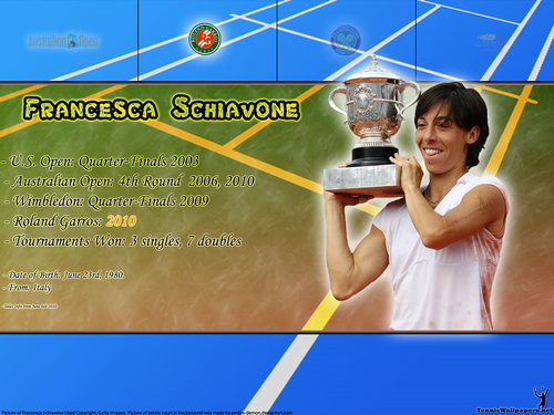 Francesca Schiavone Titles