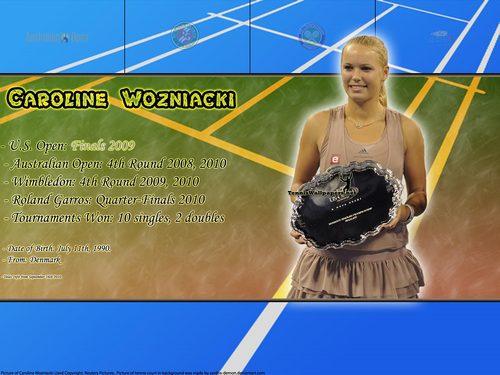 Caroline Wozniacki Titles