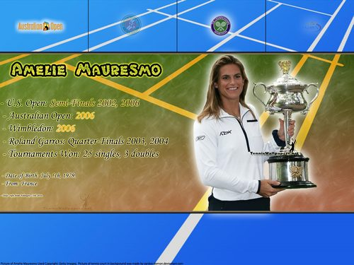 Amelie Mauresmo Titles