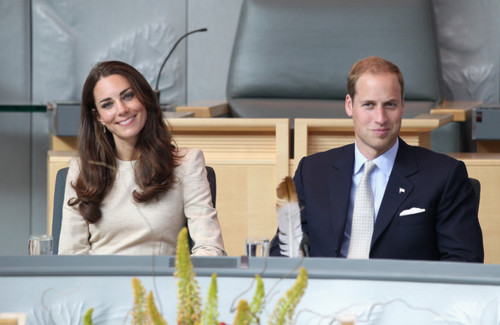 William&Catherine-Canada, hari 6