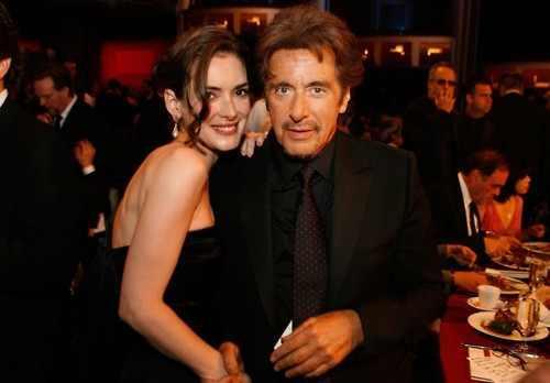 Winona Ryder & Al Pacino