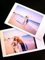 Ye Eun & Yubin snap beach shots in Greece