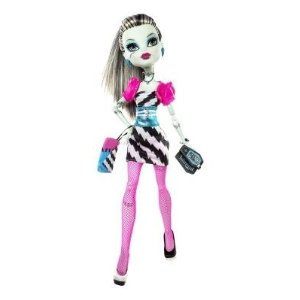 Monster High karatasi la kupamba ukuta entitled dolls