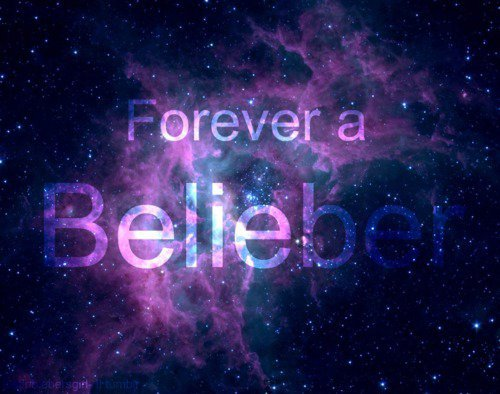 forever a belieber