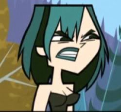 Total Drama Island Hintergrund possibly containing Anime titled gwen