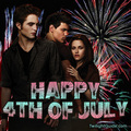 happy 4th of july! - twilight-series photo